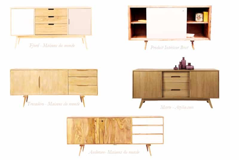 bonjour andersen un buffet scandinave hemoon. Black Bedroom Furniture Sets. Home Design Ideas