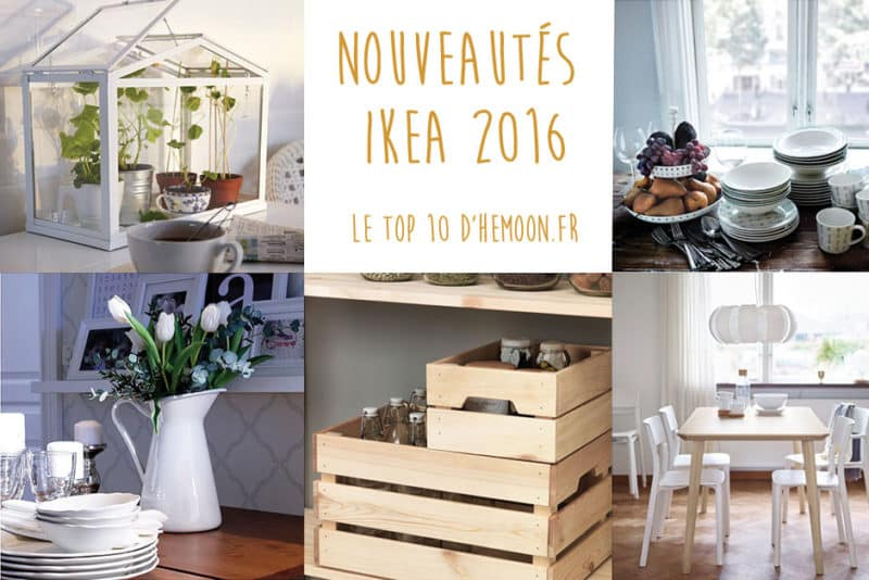 mon top 10 des nouveaut s ikea 2016 hemoon maison d coration. Black Bedroom Furniture Sets. Home Design Ideas