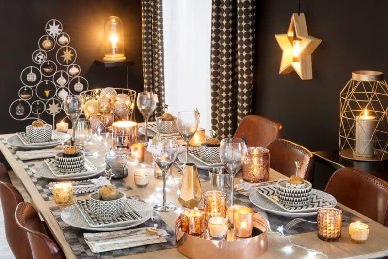 #C68105 Les Tendances Déco De Noël 2015 – HEMOON – Maison & Décoration 6561 decoration table de noel maison du monde 2362x1577 px @ aertt.com