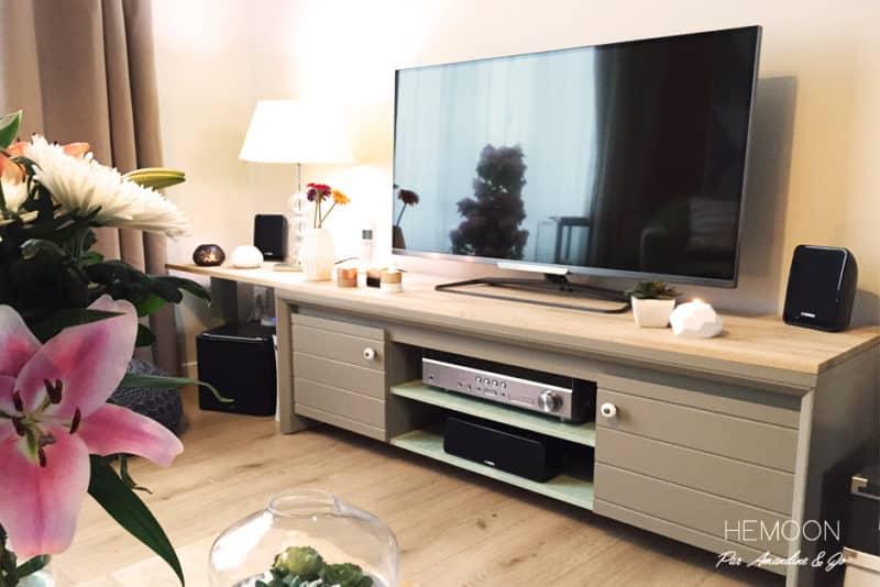 """""""Oh un nouveau range-CD, oh un nouveau meuble TV"""""""