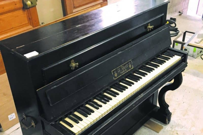 piano initial