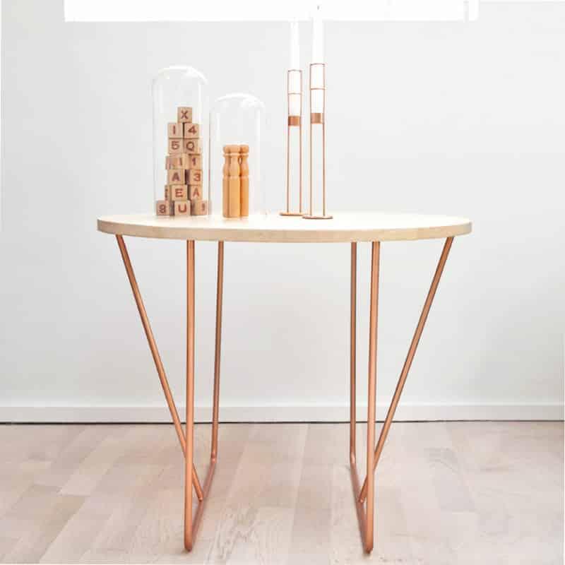 le cuivre retour d 39 une couleur noble hemoon maison d coration. Black Bedroom Furniture Sets. Home Design Ideas