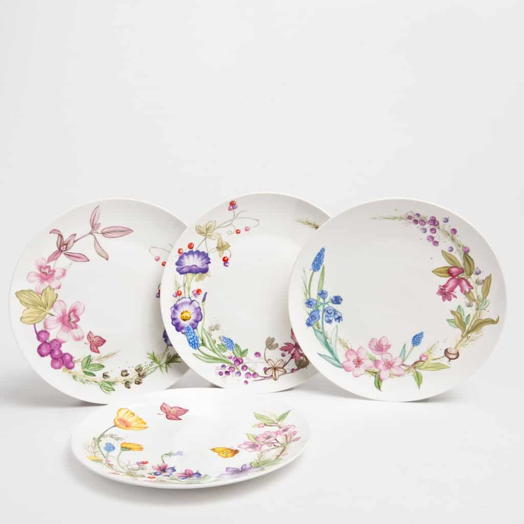 Assiettes Zara home