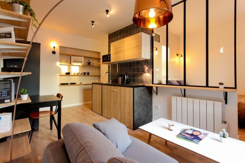 aménagement appartement f1