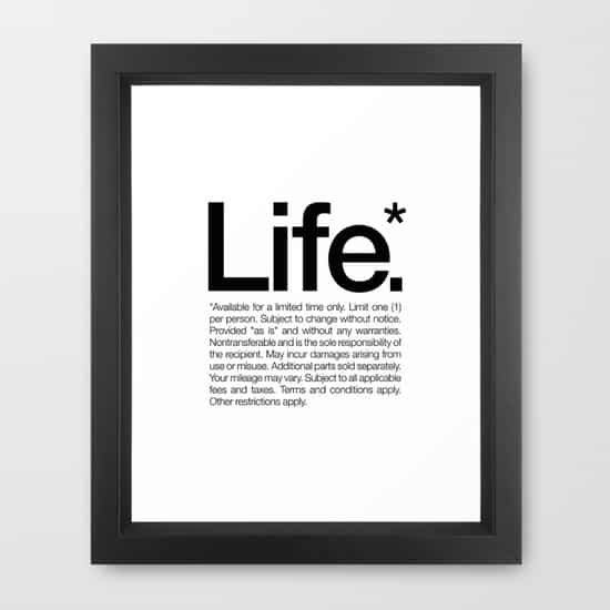 Life Words brand