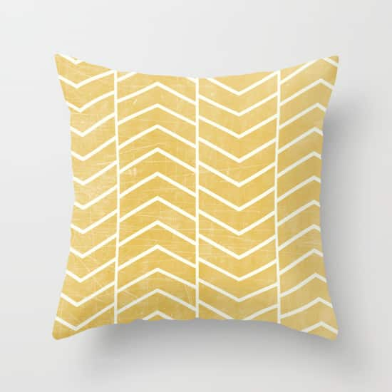 Yellow chevron Zeke Tucker