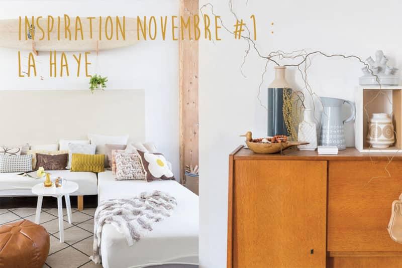 Inspiration Novembre #1 – La Haye
