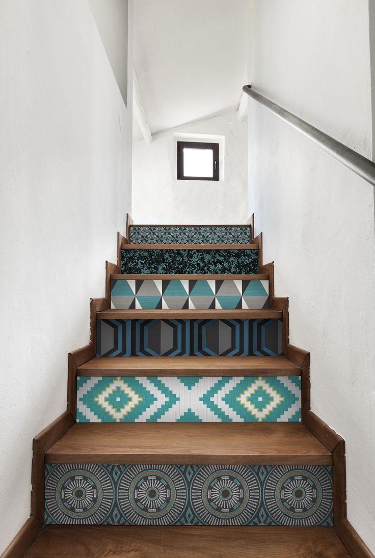 Inspiration  Des escaliers customisés ! – HEMOON – Maison