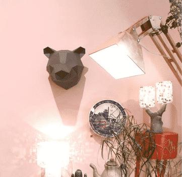Trophée Ours les Esthètes.29