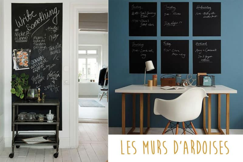 mur en ardoise pour ecrire free les murs ardoises with mur en ardoise pour ecrire excellent en. Black Bedroom Furniture Sets. Home Design Ideas