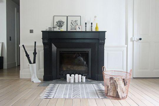 Inspirations Janvier #2 : Les cheminées, accessoires déco ...