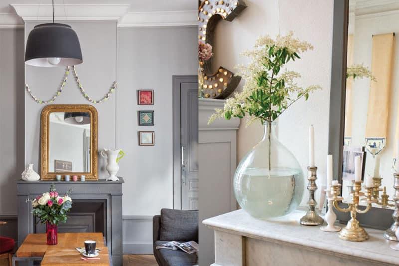 Inspirations janvier 2 les chemin es accessoires d co for Accessoires decoratifs maison