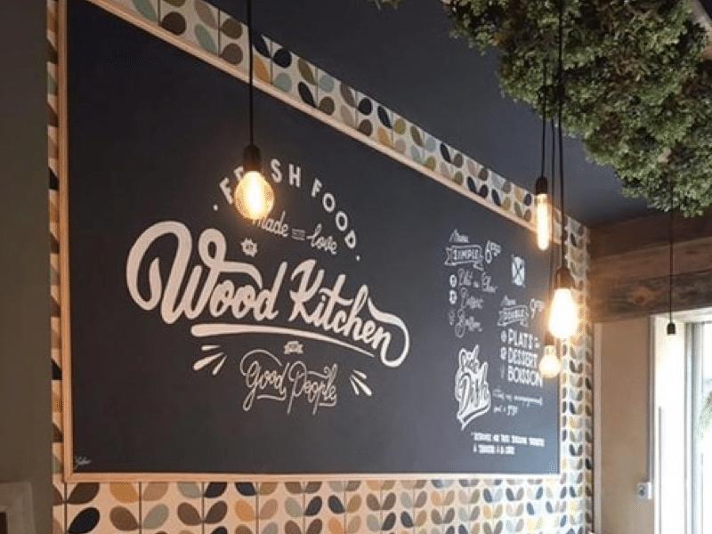 A la découverte de Wood Kitchen