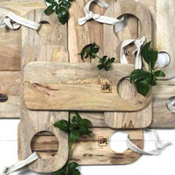 Planche à découper - MANGO - O - HEMOON - Maison & Décoration