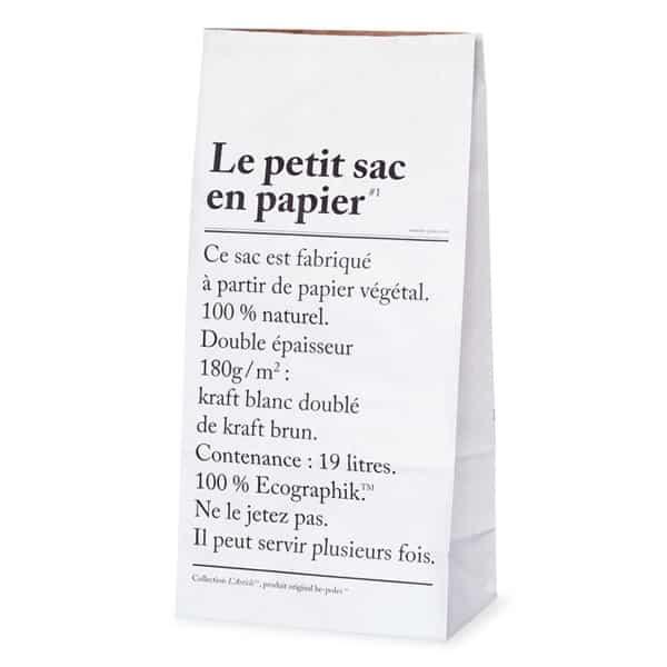 Le sac en papier par le Studio Be Pôles - Hemoon : Maison & Décoration