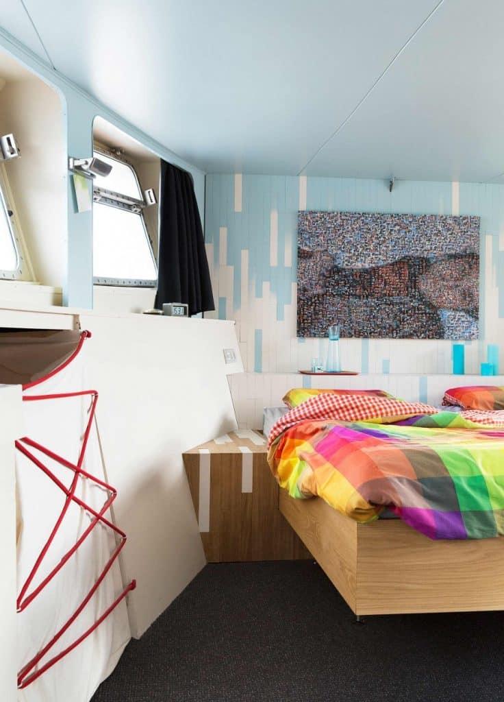 4-slaapkamer-woonboot