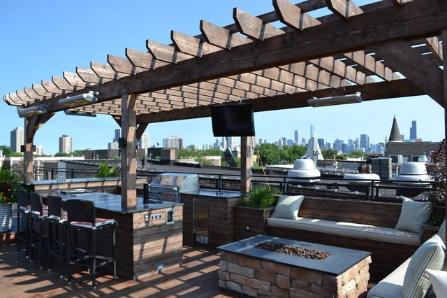 ChicagoRoof Deck&Garden