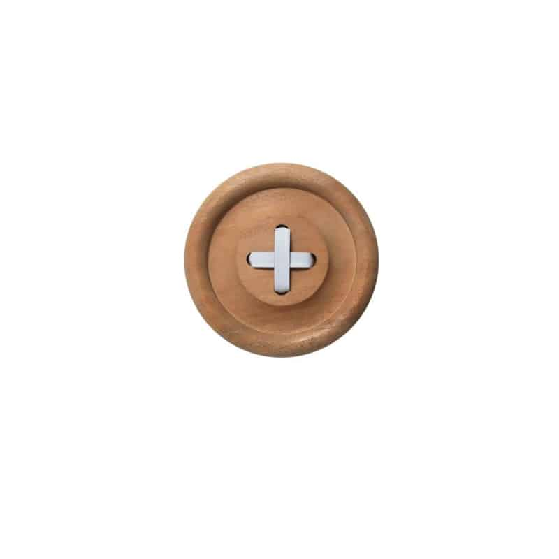 Patère scandinave bouton par HK LIVING - HEMOON