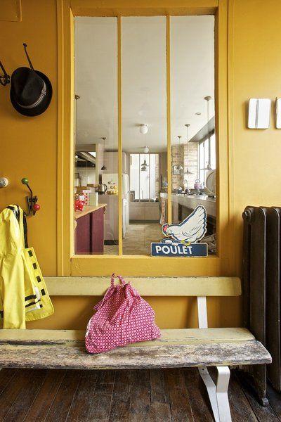 oser la couleur 1 l 39 ocre dor hemoon maison d coration. Black Bedroom Furniture Sets. Home Design Ideas