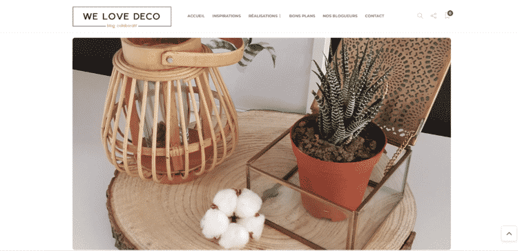 We love déco blog - Hemoon : Maison & Décoration