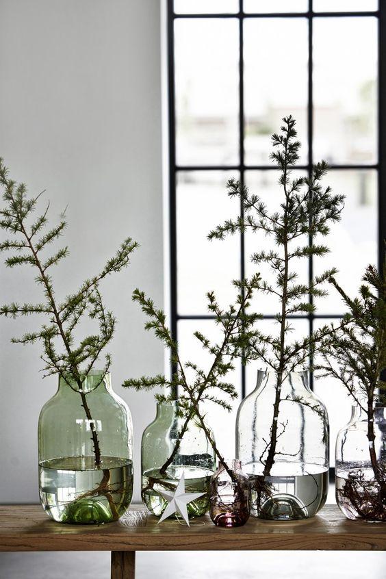 Vases Madam Stoltz dans la décoration intérieure