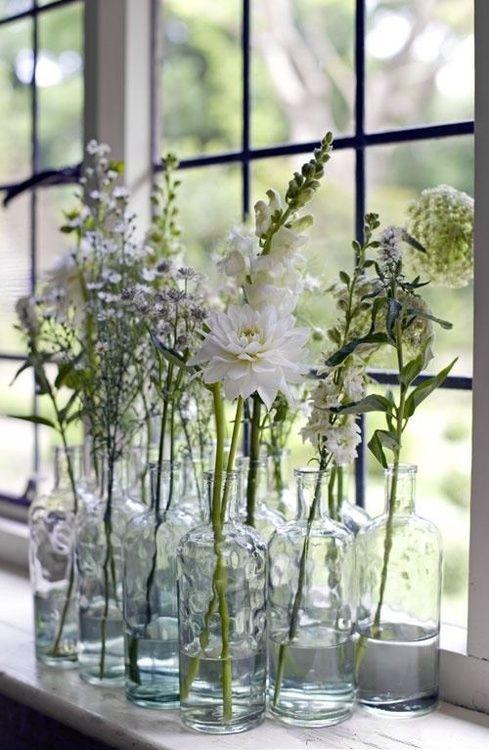 Accumuler les vases en choisissant le même modèle