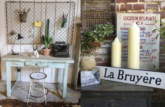 Adresse hemoon maison d coration - La brocante industrielle ...
