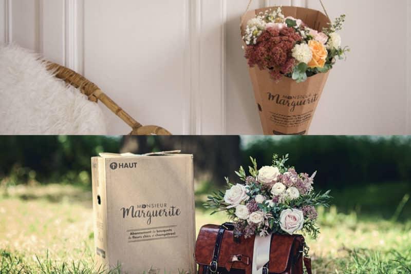 Le joli concept : Monsieur Marguerite