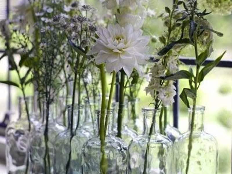 Accumuler les vases dans la décoration #1