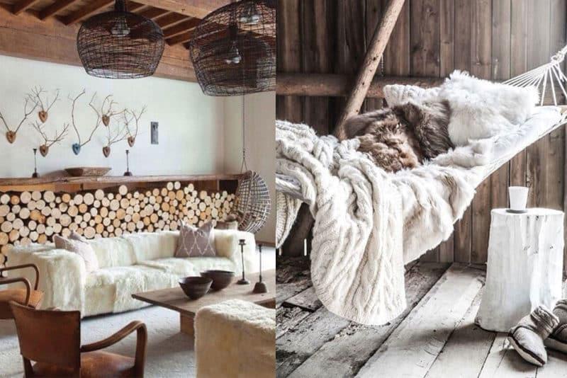 Inspirations : Ambiances de décoration d'hiver