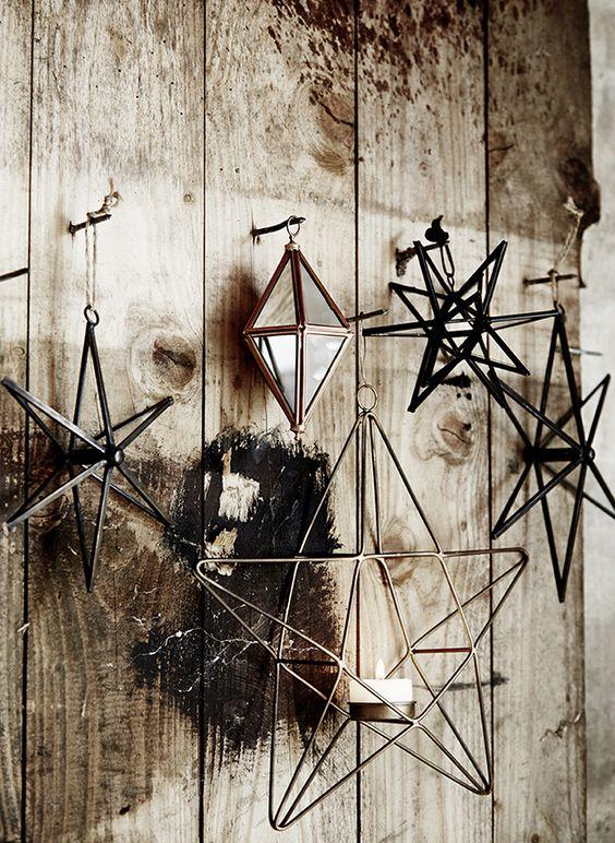 Les décorations de Noël par Madam Stoltz