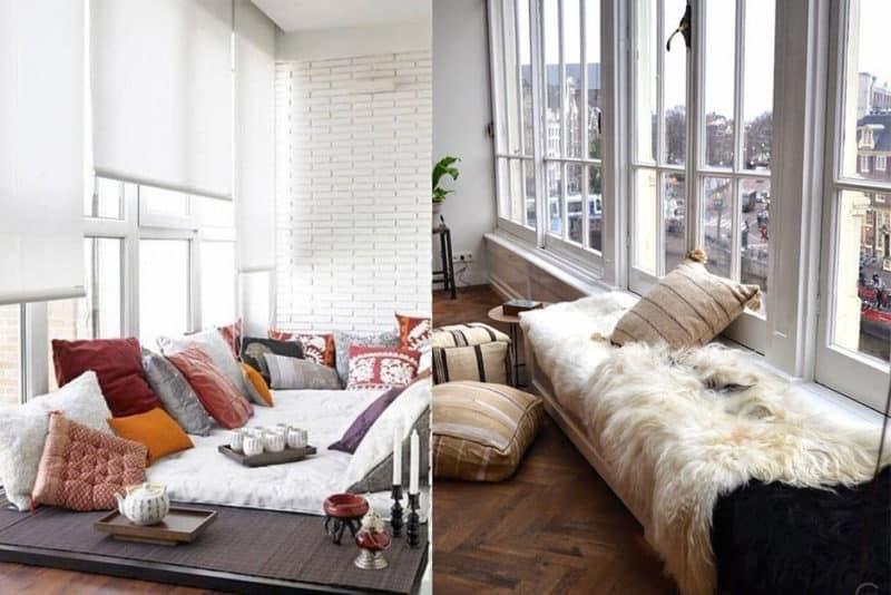 des coins lectures cosy hemoon maison d coration. Black Bedroom Furniture Sets. Home Design Ideas