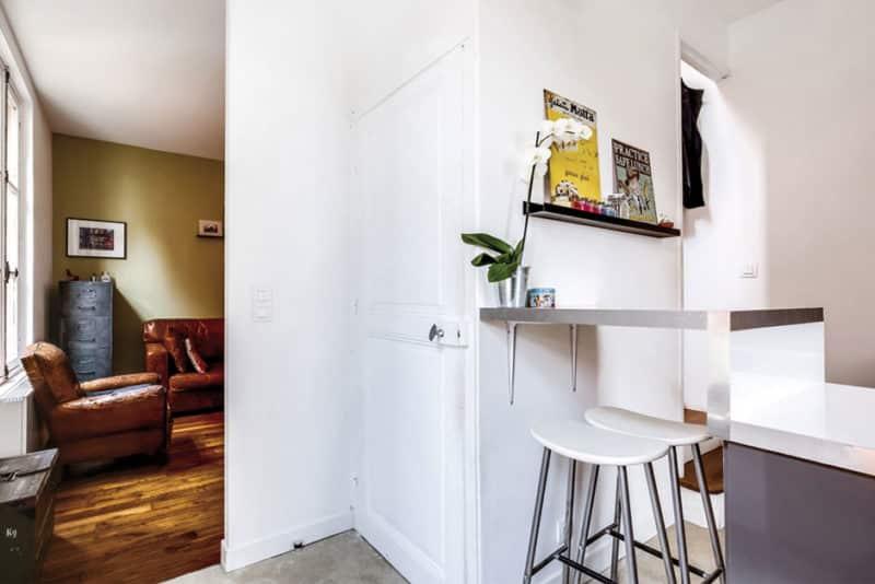 Visite privée chez Eline Sango Architecture