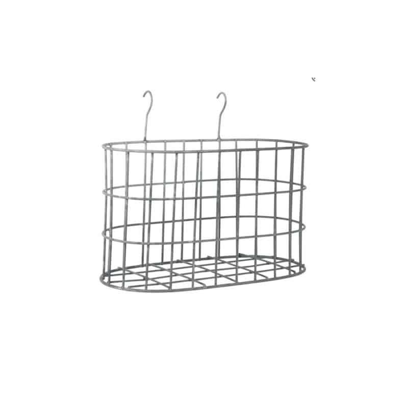 panier m tallique suspendre ib laursen hemoon maison d co. Black Bedroom Furniture Sets. Home Design Ideas