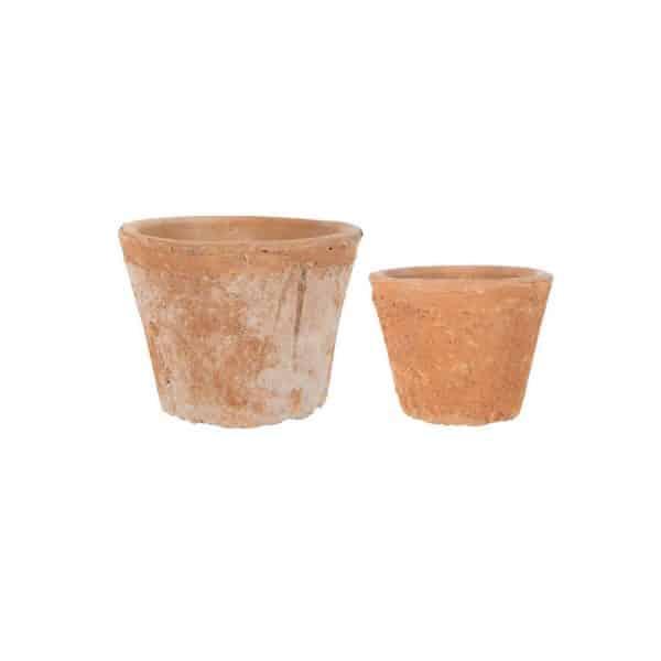 Set-de-deux-pots-en-terre-cuite-recyclés