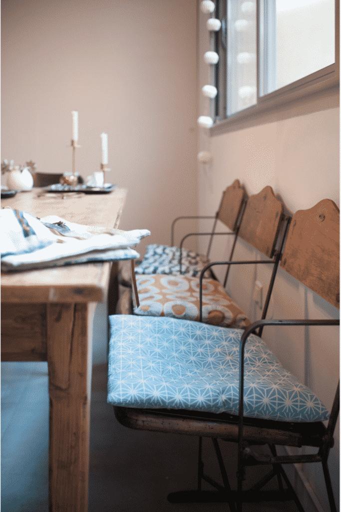 Visite privée : pêle-mêle de style chez Bianka Leone