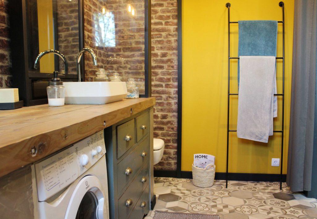 Rénovation de la salle de bain chez Hemoon, blog maison et décoration