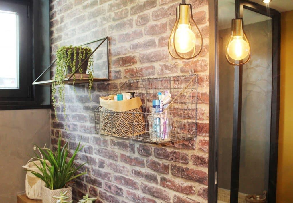 Rénovation de la salle de bain, le choix des luminaires