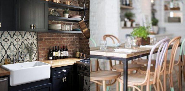Inspirations les cuisines bistrots hemoon maison for X uv cuisine