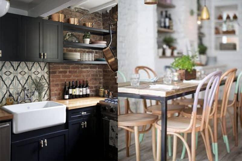 Cuisine archives hemoon maison d coration for Agencement cuisine style bistrot