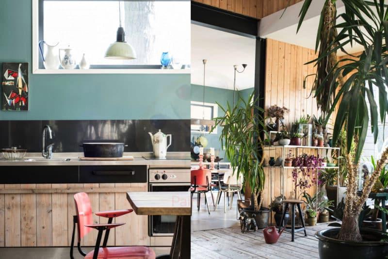 Reportage Maison : Chez Petri et Louis à Wijk aan zee
