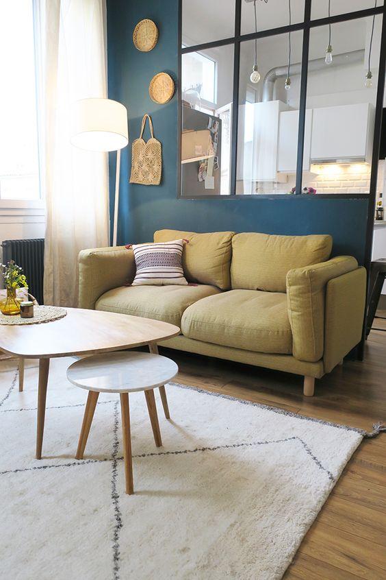 Inspiration Tapis Berbère : le must have déco chez Blueberry Home