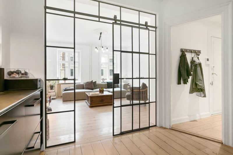 Un appartement à Copenhague