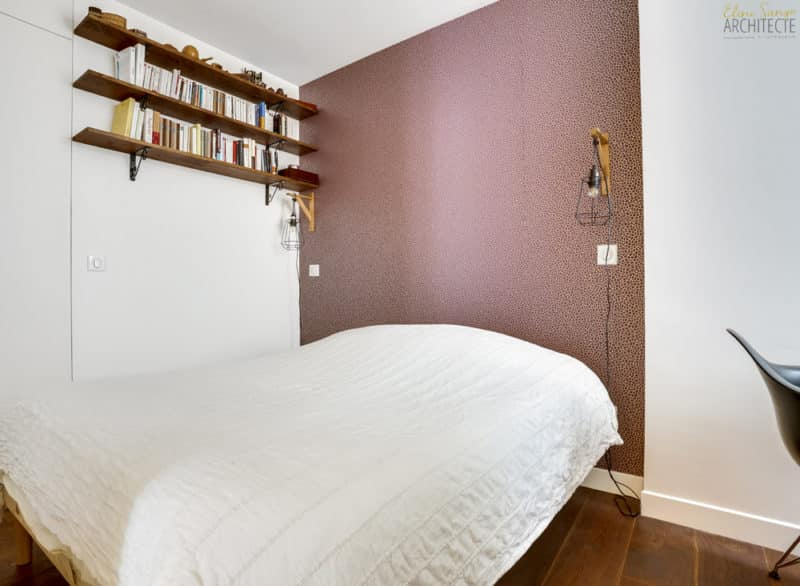 Eline sango architecture optimiser une chambre