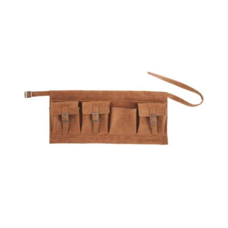 Tablier de jardinier imitation cuir - HEMOON - Maison & Décoration