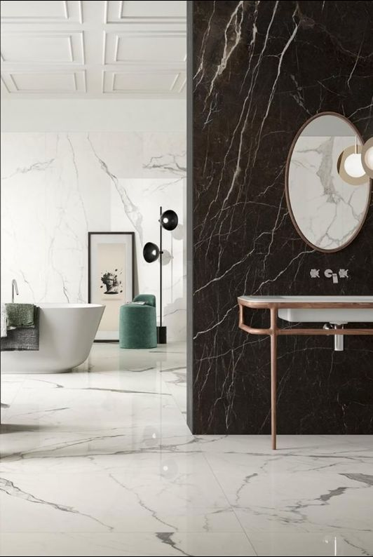 Salle-bain-marbre-noir