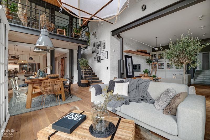 blog décoration intérieure visite privée un loft à Brooklyn - © Shoko Design