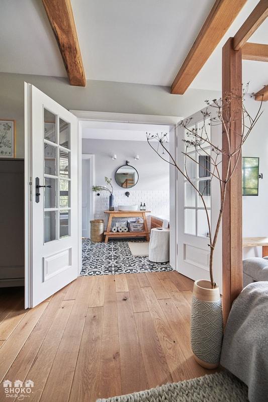Inspirations poutres apparentes dans une maison