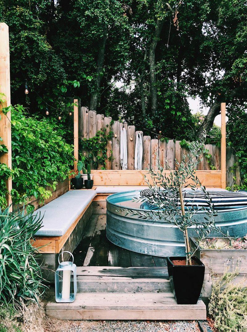 am�nager un coin piscine sur sa terrasse � petit prix