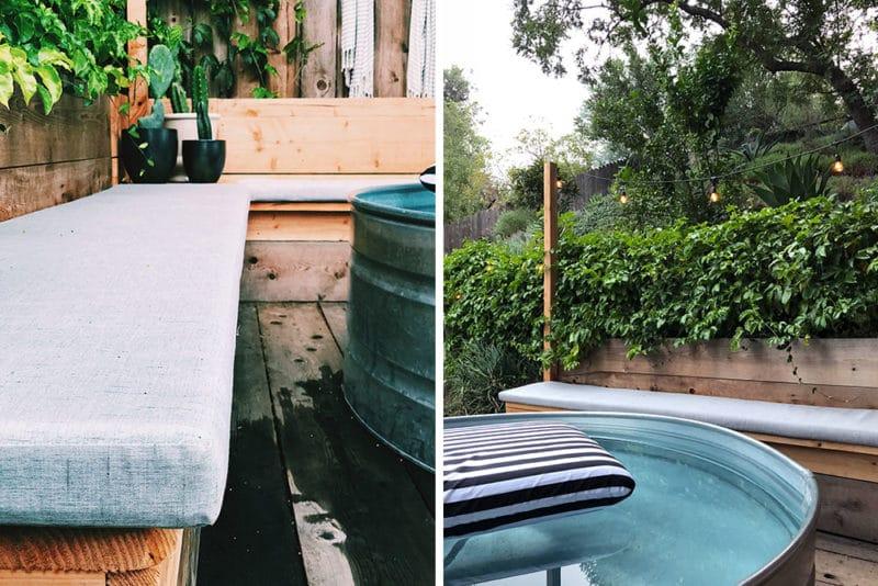 Aménager un coin piscine sur sa terrasse à petit prix